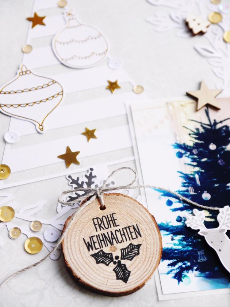 Frohe Weihnachten… – Life Love Scrap